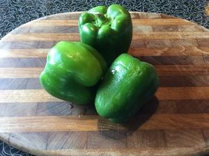 Bell Pepper Green-C-Each